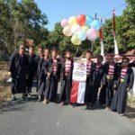 SDN Karanganyar 1 Ketapang Sampang Gelar Lomba Sambut HUT Kemerdekaan RI ke-73