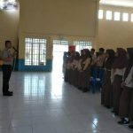 Siswa SMA Negeri 1 Dabo, dibekali Ilmu Kesadaran Bela Negara