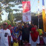Desa BUDDIH Pademawu Pamekasan Isi HUT Kemerdekaan RI dengan Gelar JJS