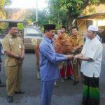Pemkab Pamekasan Serahkan 40 Hewan Kurban di Hari Raya Idul Adha 1439 H