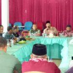Abdul Haris Pimpin Langsung Rapat Evaluasi Kegiatan HUT Ke 73