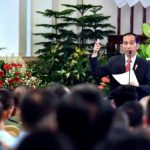 Presiden Jokowi Ingatkan Perwira TNI-Polri Ikuti Perkembangan Zaman