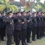Brigjen Pol Yan Fitri Halimansyah Pimpin Upacara Pengibaran Bendera HUT Kemerdekaan RI ke 73
