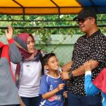 Silaturahmi ke Masyarakat Kampung Tokojo, Bupati Akan Bangun Jalan Semenisasi