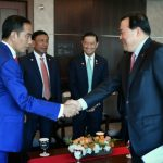 Presiden Apresiasi Investasi Korea Selatan Pada Sektor Ekonomi Kreatif Indonesia