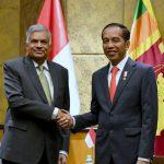 Presiden Jokowi Dorong Peningkatan Kerja Sama dengan Sri Lanka