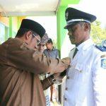 Bupati Bintan Lantik Kades PAW Desa Malang Rapat