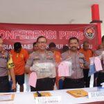 Polda Kepri : Negara Alami Kerugian Kasus dugaan Korupsi Pembangunan Pelabuhan Dompak