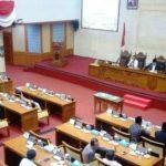 Zainal Abidin Minta Penandatanganan Nota Kesepakatan KUA/PPAS di Tunda