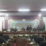 Seluruh Fraksi DPRD Natuna  Setujui Atas Ranperda Perubahan APBD 2018