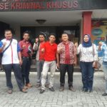 Cemarkan Solidaritas Pers, Saksi Pelapor Kuasa Hukum Bupati Bengkalis Diperiksa Polda Riau