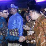 Ketua DPRD Kepri Jumaga Nadeak Dorong Kafilah Kepri Sabet Juara MTQ ke 27 di Medan