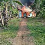 Rumah Sulasmi Ludes Terbakar
