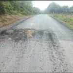 Proyek Pengerjaan Jalan Provinsi Padang Lamo Tebo Tanpa Plang Nama, Diduga Proyek Siluman Sarat Penyimpangan