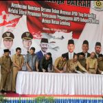 Rapat Kerja Daerah Kabupaten Bintan Hasilkan Komitmen Capai APBD Berkualitas