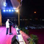 Ribuan Warga Karimun Ramaikan Tablig Akbar Penutupan Rangkaian Giat HUT Karimun 19