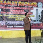 Ketua DPRD Kepri Hadiri Pesta Ultah Ke 15 Raja Sibagariang, Jumaga Nadeak Ajak Anggota Terus Jaga Persatuan dan Kesatuan