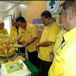 DPC Partai Golkar Karimun Bekali Caleg Strategi Menangkan Pemilu 2019