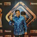 BP Batam Terima Penghargaan Indonesia Award 2018, Lembaga Yang Berhasil Memberi Perobahan