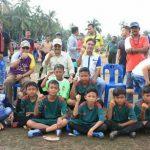 Kompetisi Sepak Bola U 9 ditutup, Rafiq Jadikan Agenda Tahunan