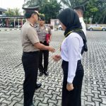 Polres Karimun Buka Binlat Calon Anggota Polri