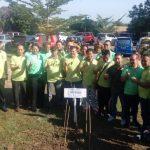BP Batam dan Green Indonesia Tanam 10.000 Pohon Gaharu