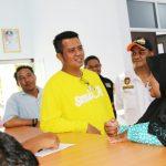 Apri Senang, Masyarakat Bintan Antusias ikut Program Berobat Gratis