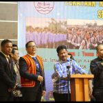 Natal Gabungan ASN, TNI dan Polri, Walikota Batam Rudi SE : Minta Lepas Perbedaan