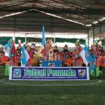 Turnament Futsal KNPI Cup di Buka , Wakil Bupati: Jaga Tali Silaturahim
