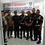 Hut Satpam Ke 38, Security PT Medco Energi Donor Darah