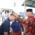 Walikota Tanjungpinang Syahrul Sambut Kehadiran Wisman Perdana