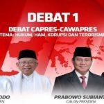 Debat Capres Perdana, Visi Misi HAM Jokowi – Ma'ruf Amin Lebih Lugas Penuhi Hak Asasi Petani