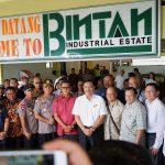 Menko Luhut Dukung Percepatan Pembangunan Sektor Pariwisata dan Industri Pulau Bintan