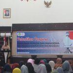 Bupati Karimun Lantik Pengurus HMP-TBK Pekanbaru