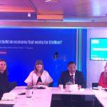 Menko Luhut Uraikan Kondisi Ekonomi dan Politik di Davos
