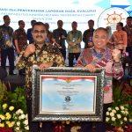 Pemkab Karimun Kembali Terima Penghargaan SAKIP