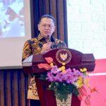 Ketua DPR RI Bambang Soesatyo : Pekerja di Mahkamah Kontitusi Minta Jalankan Peran Fungsinya Kawal Konstitusi