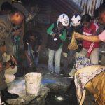 Sempat Beredar ! Pedagang Sate Daging Ala Daging Babi Diamankan Satpol PP Kota Padang