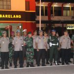Polresta Barelang Gelar Apel Konsolidasi Operasi Lilin Seligi