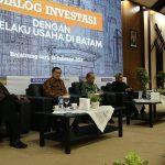BP Batam Gelar Dialog Investasi, Kepala BP Tawarkan Status Batam KEK atau Tetap FTZ