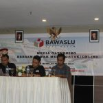 Bawaslu Batam : Media Berperan Penting Sukseskan Pemilu Jujur Adil dan Bermartabat
