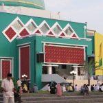 Pimpin Sholat Subuh di Masjid Agung Karimun, Ustaz Abdul Somat Ajak Umat Perdalam Al quran
