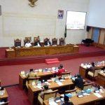DPRD Kota Batam Stop Pembahasan  Ranperda Bea Gerbang dan Pengolahan Sampah
