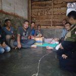 Hidup Serba Kekurangan, Keluarga ISDEN SINAGA Terima Bantuan dari Satgas Peduli Sesama