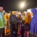 Puncak Peringatan Kepemimpinan HARISWAN, Gelar Ceramah