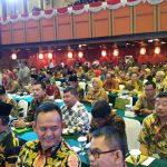 Wakil Bupati Anambas Hadiri Rakornas Indonesia Bersih