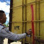 Dishub Lingga Ingatkan Angkutan Truk Bermuatan Lebihi Kavasitas
