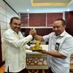 Bupati Rafiq Dorong PLN Riau Kepri Tingkatkan Jaringan dan Penambahan Waktu