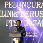 Kepala BP Batam Edy Putra Irawady: Klinik Berusaha Harmonisasi PTSP