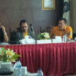 Komisi III DPRD Kepri Gelar Rapat Dengan PLN Batam, Jumaga Nadeak Apresiasi Kinerja bright PLN Batam